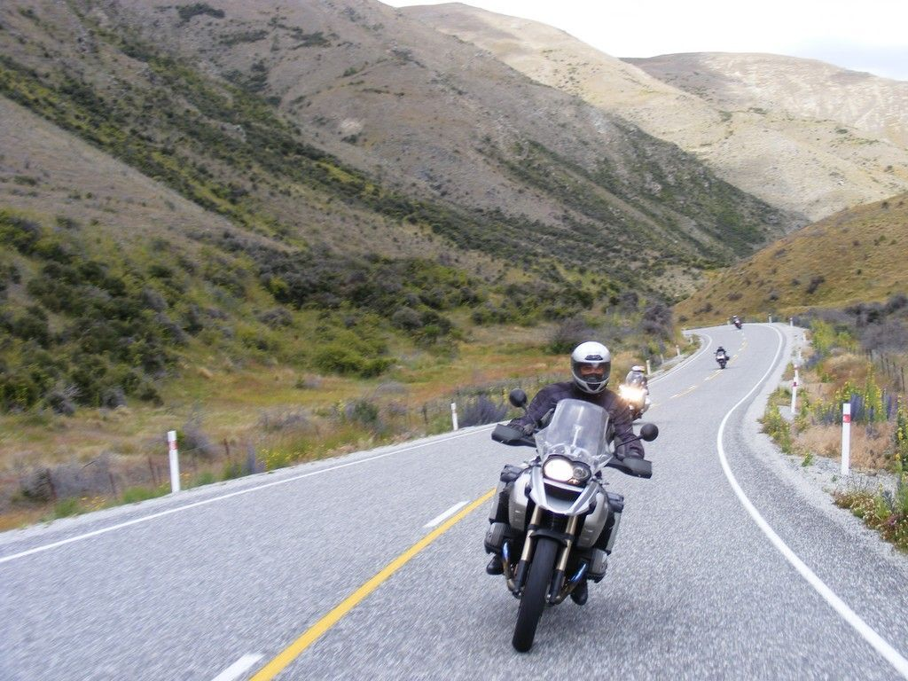 Motorcycle Tours Auckland