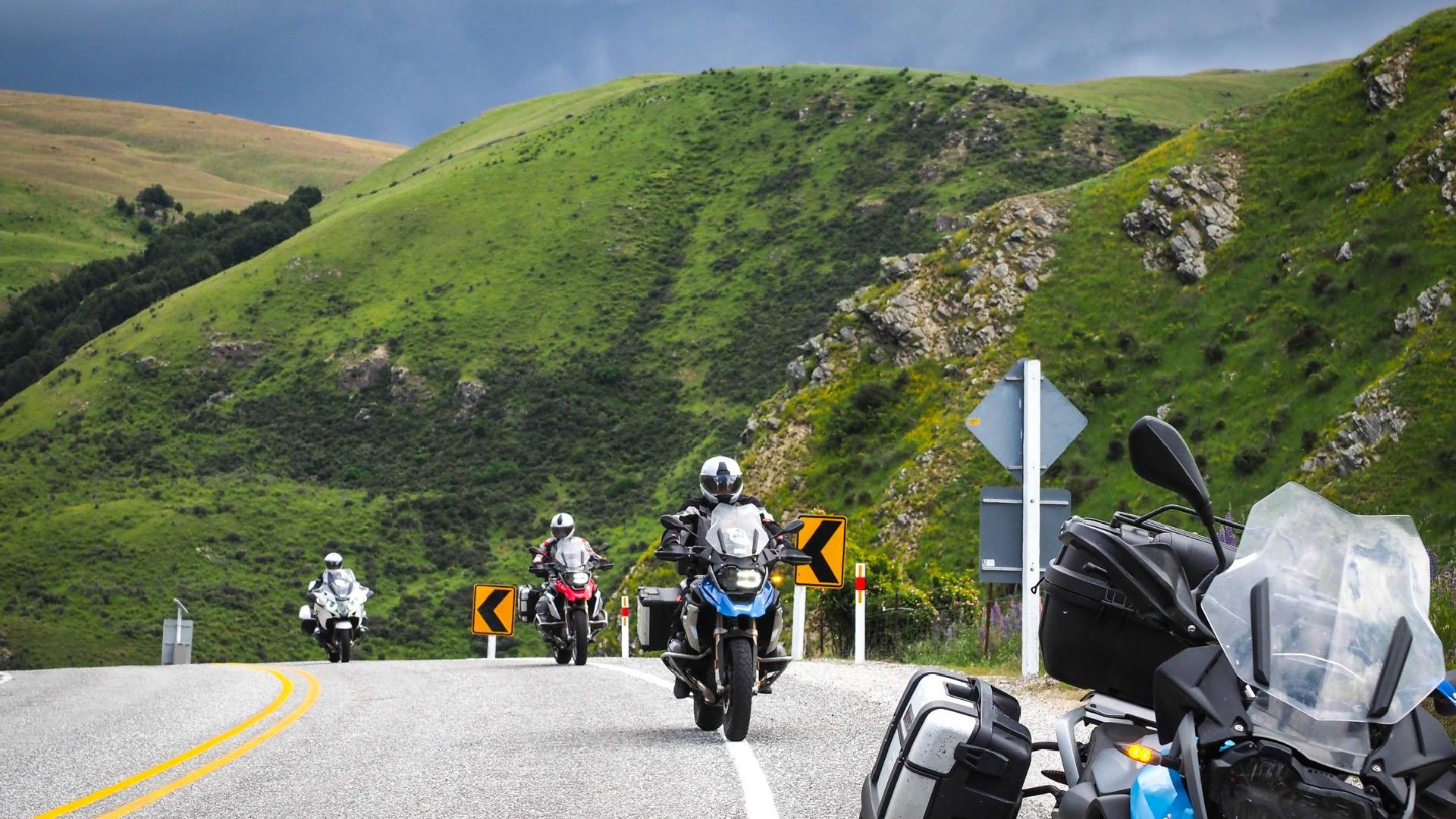 New Zealand Motorcycle Tours | Paradise Motorcycle Tours