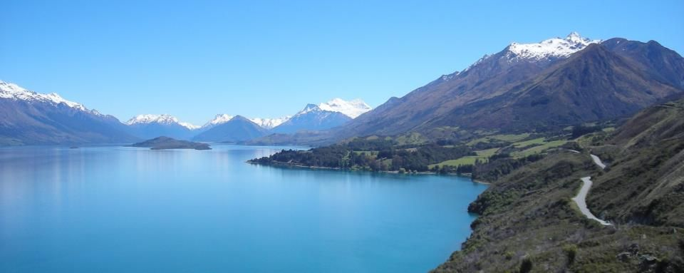 7 Day New Zealand South Island Self-Guided Motorcycle Tour