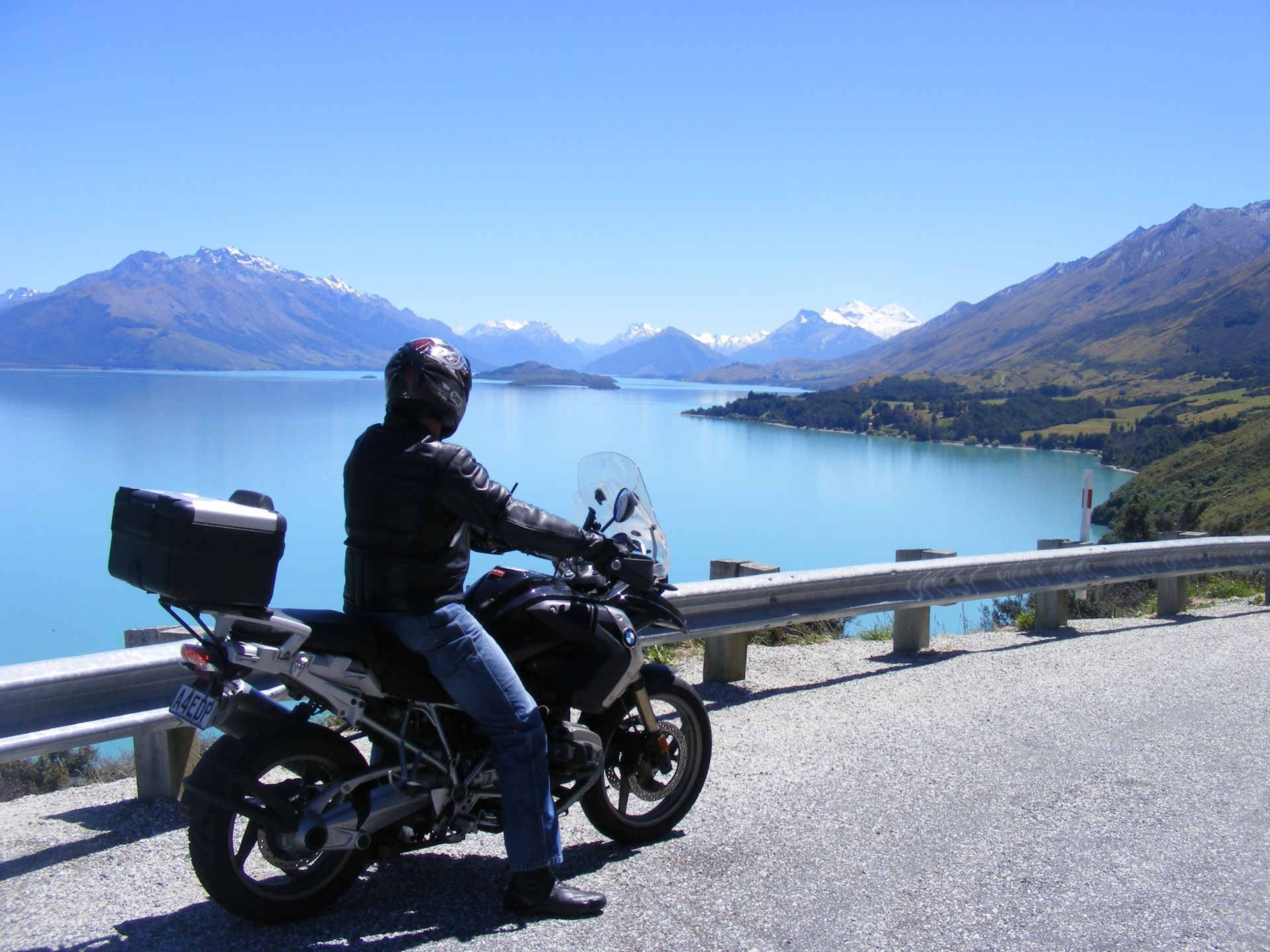 New Zealand Motorcycle Routes | Customised Motorcycle Tours NZ