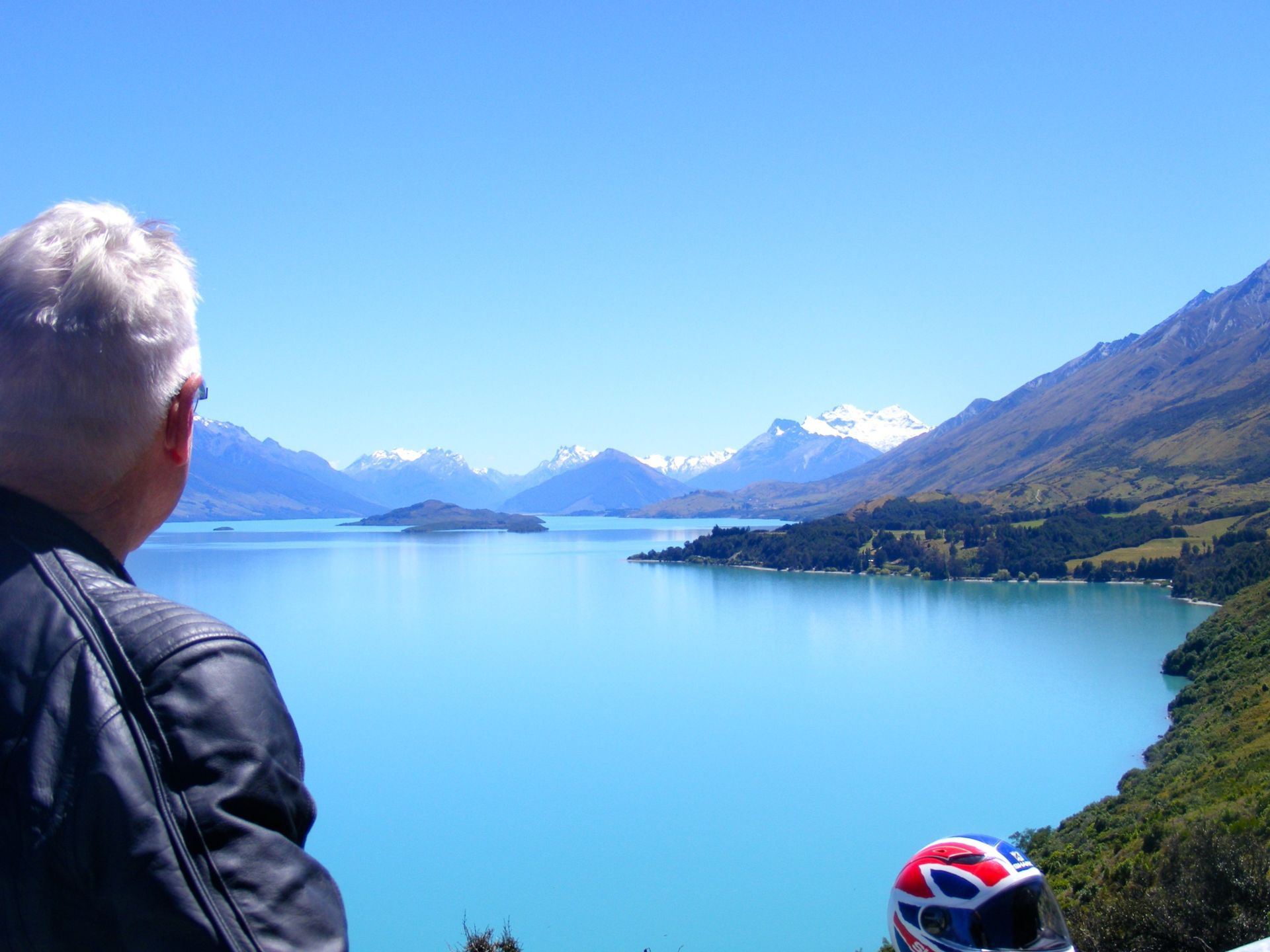 New Zealand Motorcycle Adventure: 11 Day South Isd Motorbike Tour