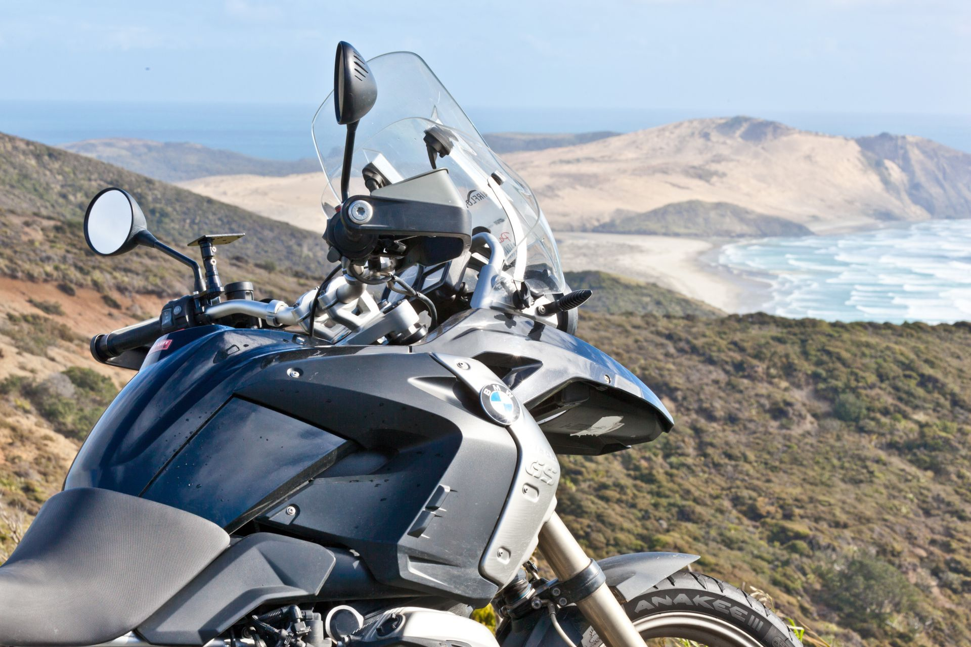 Motorcycle Hire New Zealand | BMW Rentals